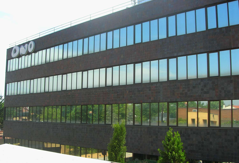 Edificio ono cadbe grupo inmobiliario for Oficinas ono madrid