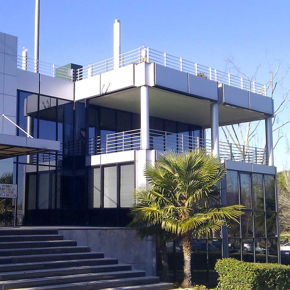 Edificios de oficinas cadbe grupo inmobiliario for Oficinas ono madrid